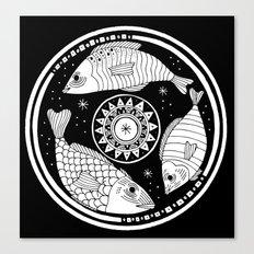 Magic Fish I Canvas Print