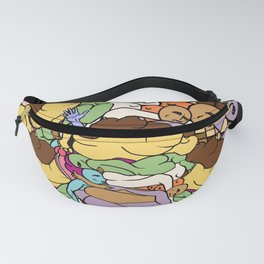 Human Ice Cream Fanny Pack