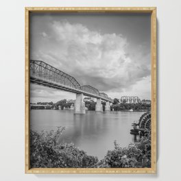 Chattanooga Riverfront No.5 Serving Tray