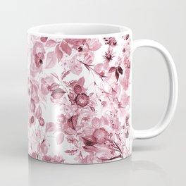fleuri en rose Coffee Mug