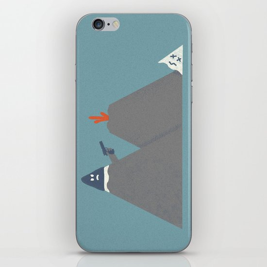 Snow Capped iPhone Skin
