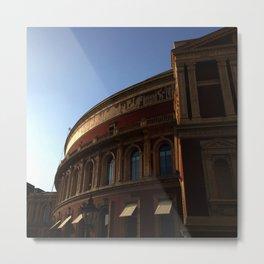 Royal Albert Hall Metal Print