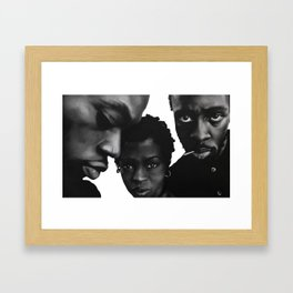 Fu-Gee-La Framed Art Print