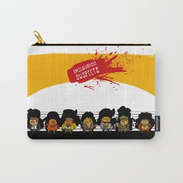 UNUSUAL SUSPECTS : Inglourious Carry-All Pouch