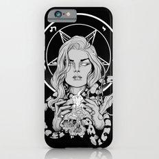 Black Mass Ritual iPhone 6s Slim Case