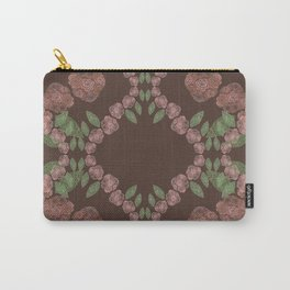 INNER FLORAL Carry-All Pouch