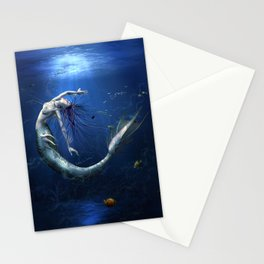 Another miss-understood world Stationery Cards