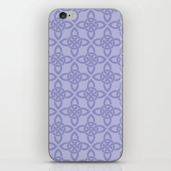 Northern Knot Pattern iPhone & iPod Skin