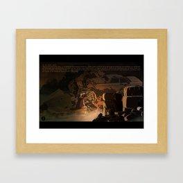 Parasomnia 04  Framed Art Print