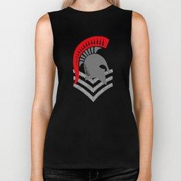 Sgt Spartan Biker Tank