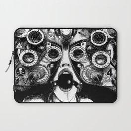 asc 712 - Le masque de la Méduse (Object woman) Laptop Sleeve