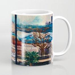 Quarantine Painting, Brooklyn NY Coffee Mug