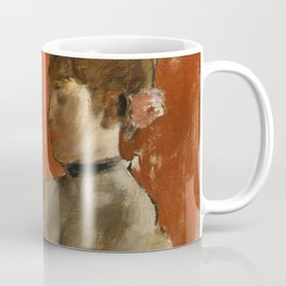 Ballet Dancer with Arms Crossed Coffee Mug
