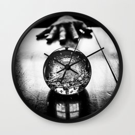 my own private universe Wall Clock