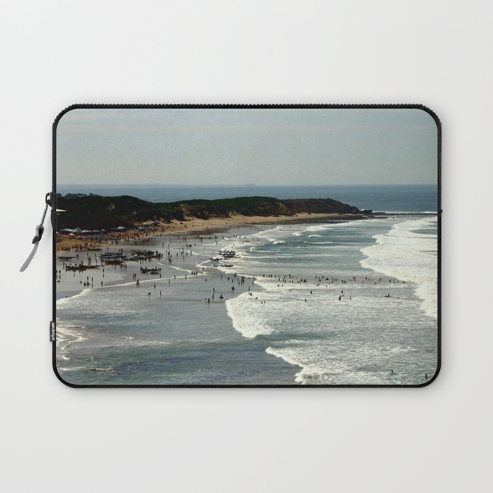 Torquay Heads - Rowing Regatta - Australia Laptop Sleeve LSV860131