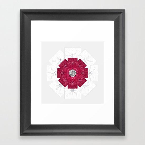 Nexus N°17 Framed Art Print