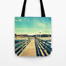 The Baltic Sea No. 6 Tote Bag