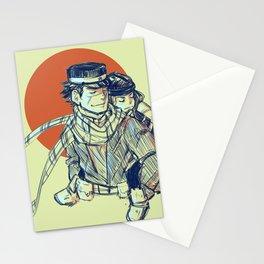 Sugimoto & Asirpa Stationery Cards