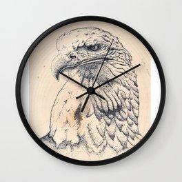 Regal Eagle  Wall Clock