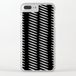Doubles Clear iPhone Case