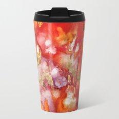 mer rouge Metal Travel Mug
