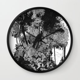 St. George Wall Clock