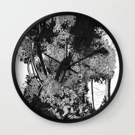 St. George Wall Clock