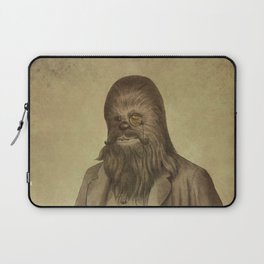 Chancellor Chewman  Laptop Sleeve