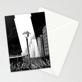 asc 851 - Les ailes brisées (Unbridled mob) Stationery Cards