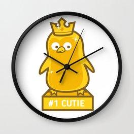 Goldguin Wall Clock