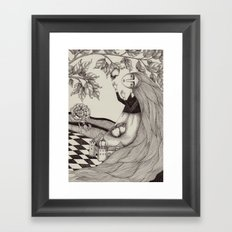 The Golden Apples (2) Framed Art Print