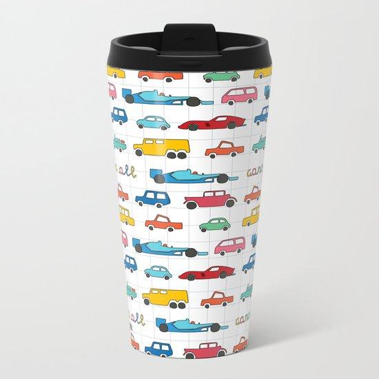 Cars for all Metal Travel Mug