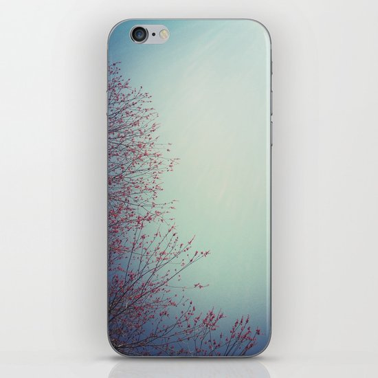 Spring Awakening III iPhone & iPod Skin