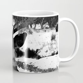 Stag in the Shadows Coffee Mug
