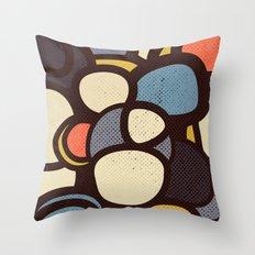 Stones Throw Throw Pillow