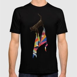 Walking Shadow, Cat T-shirt