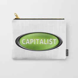 Capitalist Carry-All Pouch
