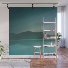 Lakeside Drive Wall Mural