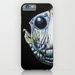 deepsea hatchet fish iPhone Case
