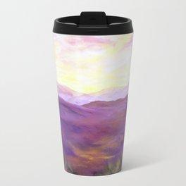 A Violet Landscape AC150625a Travel Mug