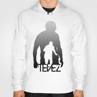 juventus Hoodies featuring Carlos Tevez by Sport_Designs