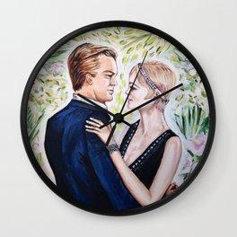 GATSBY - DAISY Wall Clock