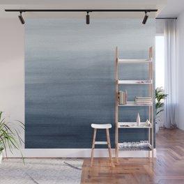 Ocean Watercolor Painting No.2 Wall Mural