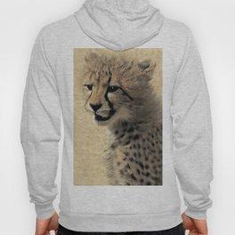 Cheetah cub Hoody