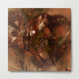 The final earth song Metal Print