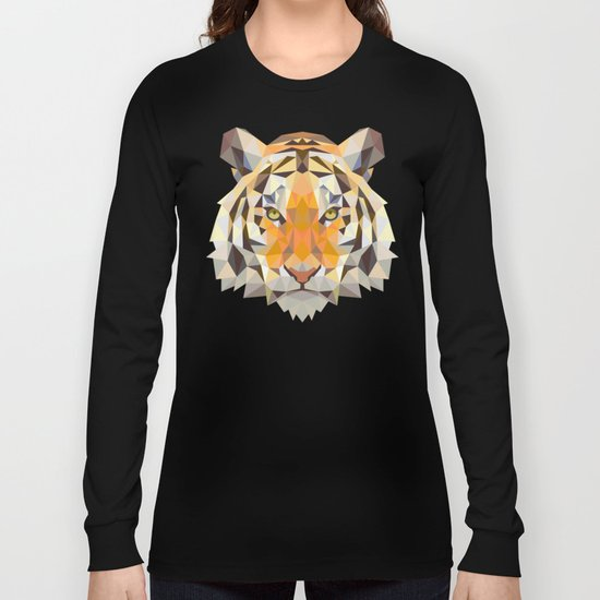 PolyTiger Long Sleeve T-shirt