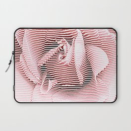 Thinking of a Rose Laptop Sleeve