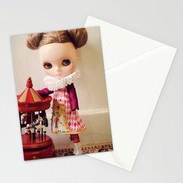 Blythe Lovely Clown Stationery Cards