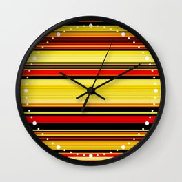 Parched. Wall Clock