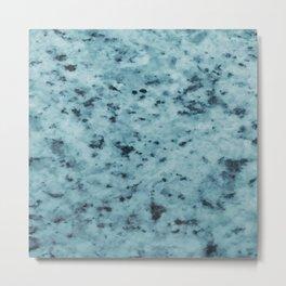 Marble 10 Metal Print